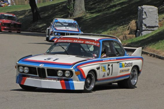 Exhibition Race for Featured Marque BMW