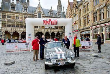 Poppy Regularity Rally (photo: Francesco Rastrelli)