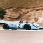 Field Set at Monterey Historic Automobile Races
