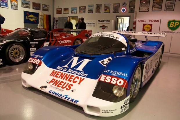 1989 Porsche 962C, Le Mans 24 Hours