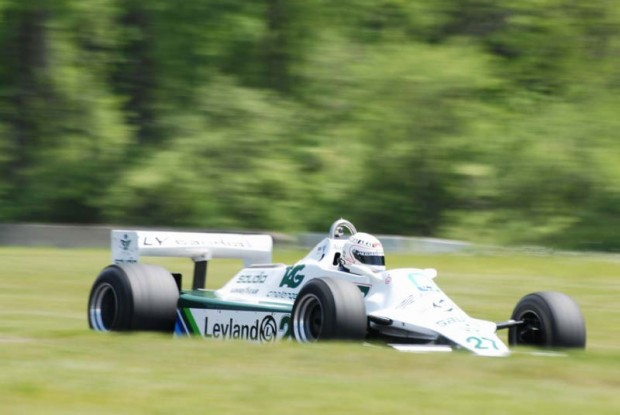 1979 Williams FW07 B, ex-Alan Jones, driven by Hamish Somerville