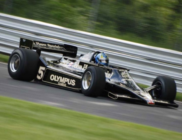 1978 Lotus 79/4, ex-Mario Andretti, driven by Duncan Dayton