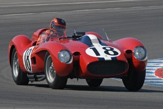 Jon Shirley - 1957 Ferrari 250 TR