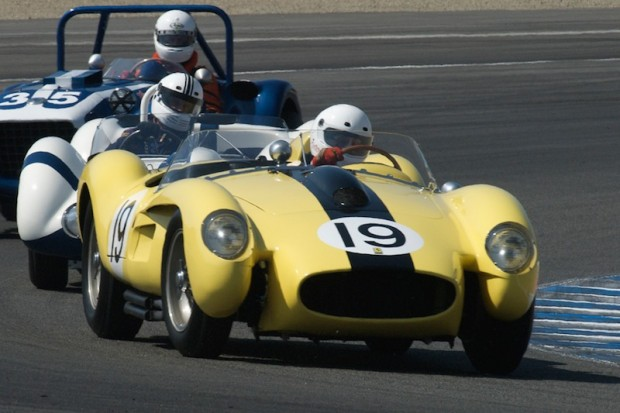 Lou Sellyei - 1958 Ferrari 250TR
