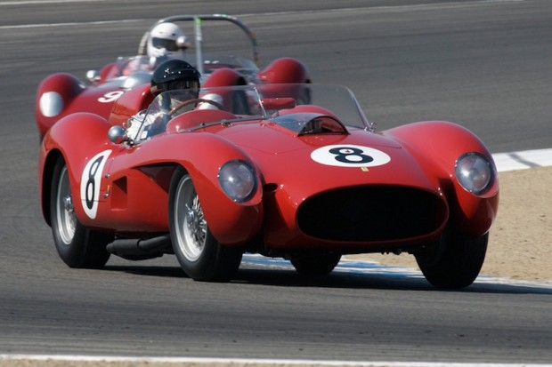 Bruce McCaw - 1958 Ferrari 335 Sport