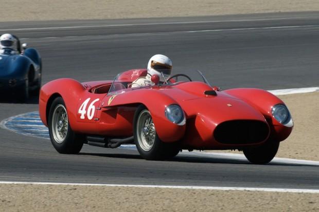 Chris Cox - 1958 Ferrari 250TR