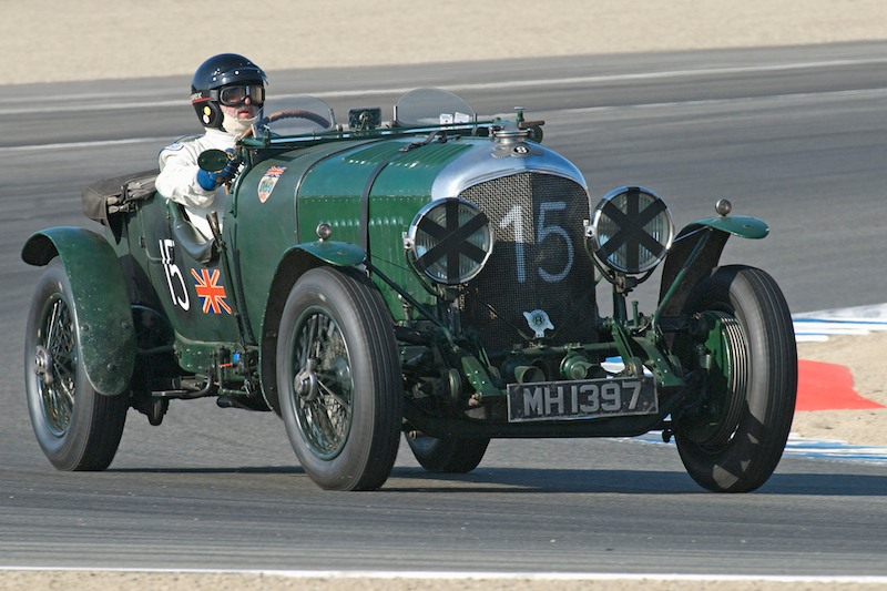 1924 Bentley 4 1 2 Liter Sports Car Digest The Sports Racing
