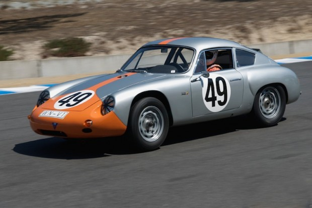 Ranson Webster - 1960 Porsche Abarth GTL