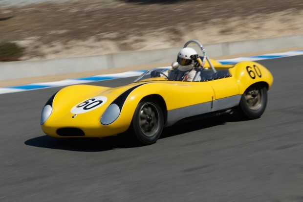 Cris Orosco - 1959 Lola Mk I