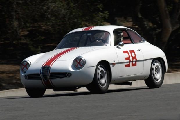 Kaid Marouf - 1960 Alfa Romeo SZ1