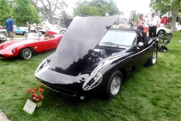 1969 Intermeccanica Italia Roadster
