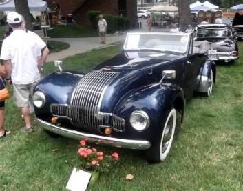 Allard K1 Roadster