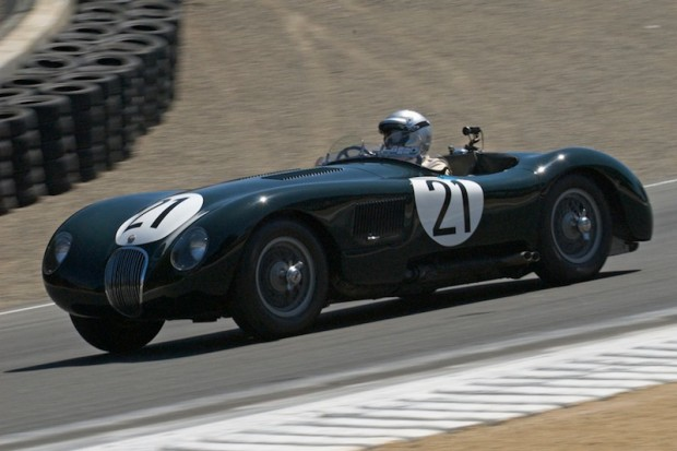 Steve Earle - 1953 Jaguar C-Type