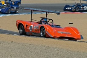 Don Bell - 1969 Lola T163