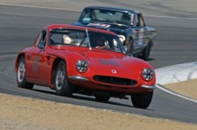 Tom Claridge - 1964 Griffith 200