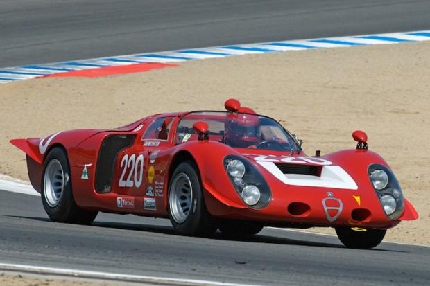 David Jacobs - 1968 Alfa Romeo T33/2