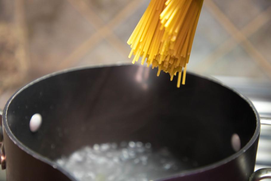 Macaroni, pâtes, spaghettis