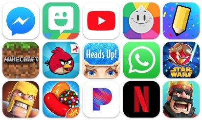 Mobile App Games