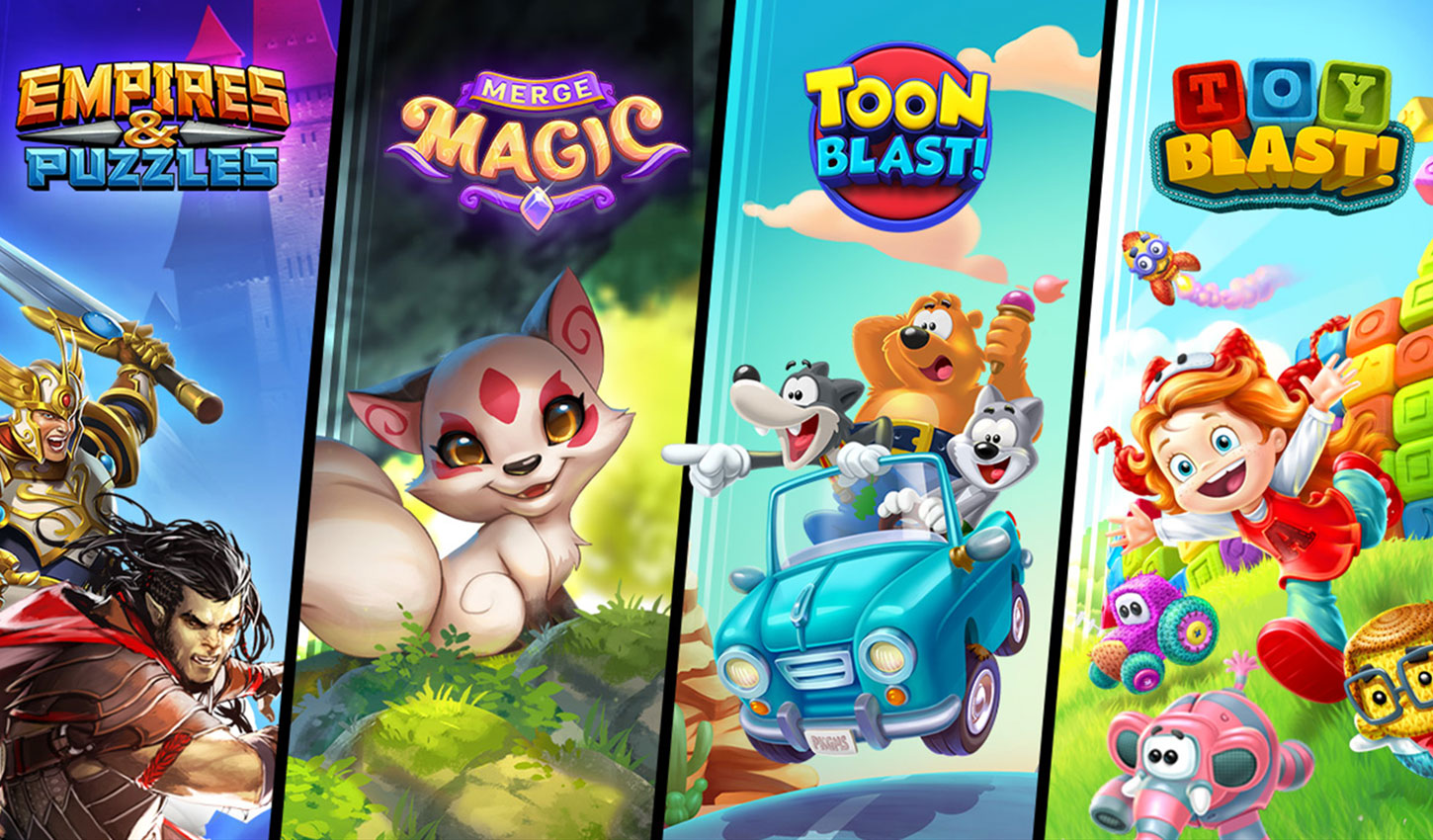 How M&A is Shaking Up the Category Leaders in the Mobile Games Market main image feature