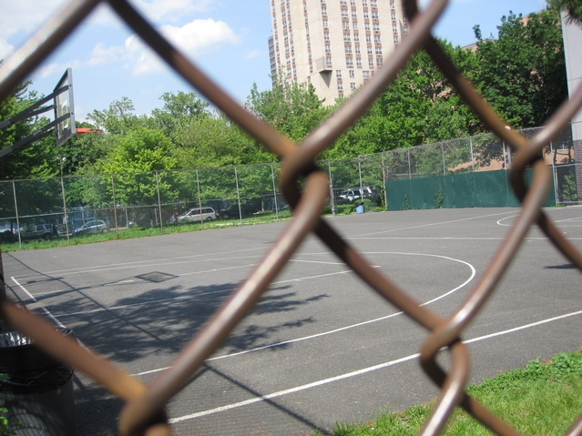 Residents Near Planned Central Harlem Developments Bemoan Loss of Basketball Court