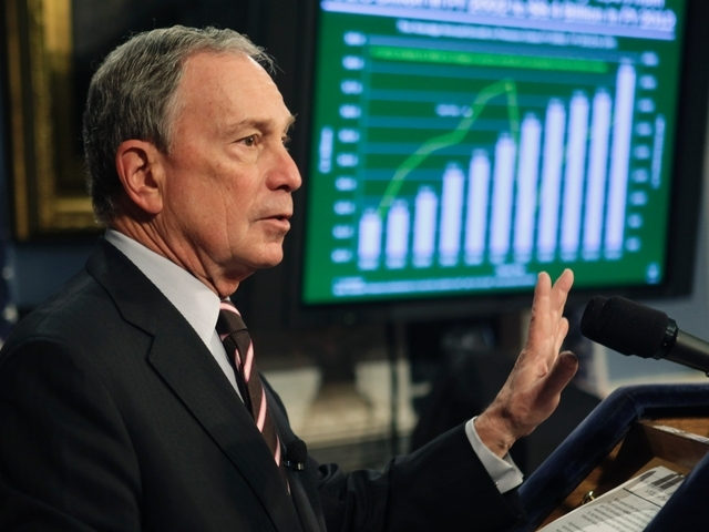 Mayor Bloomberg Offends Some With Comment About New York Parents
