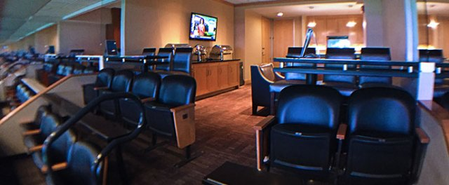 Bankers Life Fieldhouse Suite Amenities