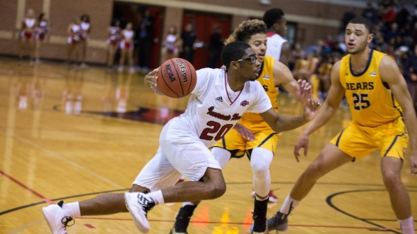 Image result for Incarnate Word Cardinals vs SE Louisiana Lions College Basketball 2019