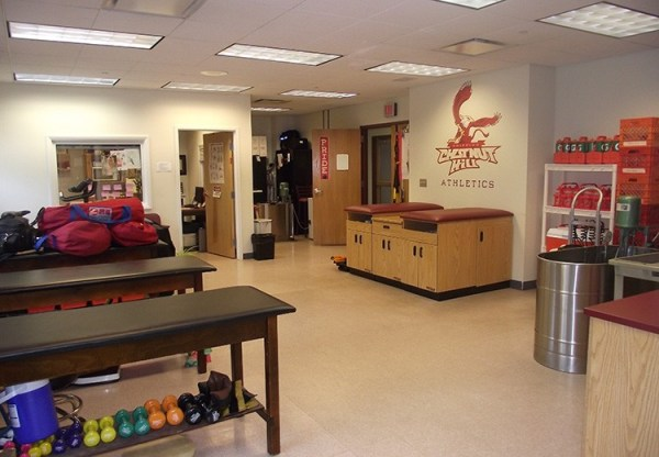 Athletic Training Room - Chestnut Hill College