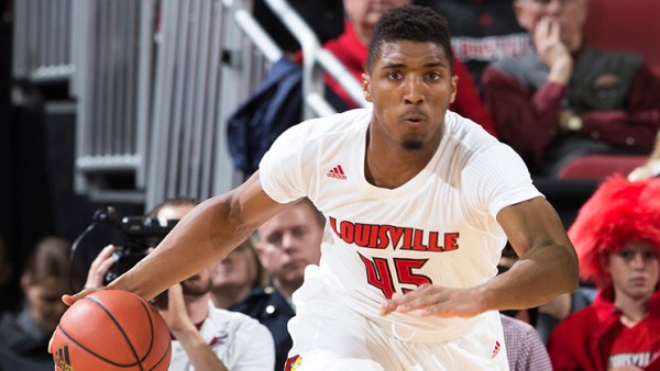 Louisville Athletics - Guard Donovan Mitchell Earns First ...
