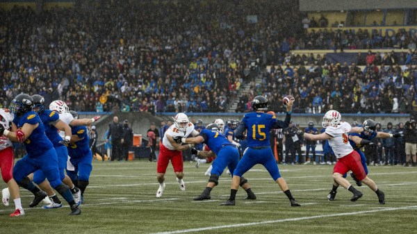 T-Birds lose Homecoming thriller - The University of ...