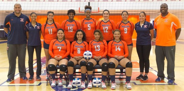 2016 Women's Volleyball Roster
