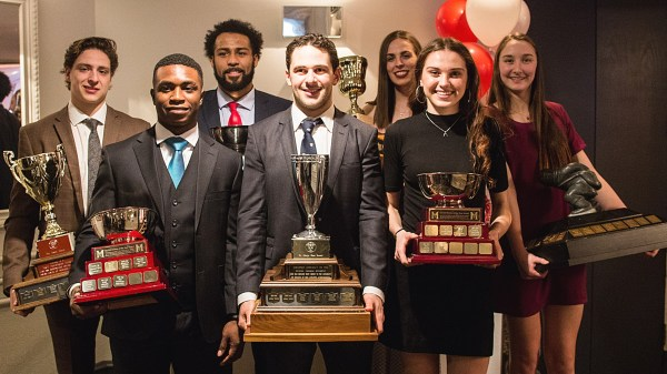Basketball's Kiss-Rusk and Ogundokun named McGill athletes ...