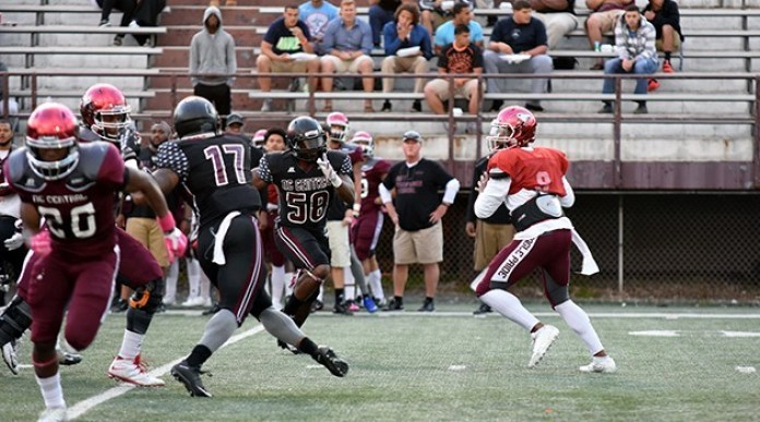 Image result for nccu football 2016