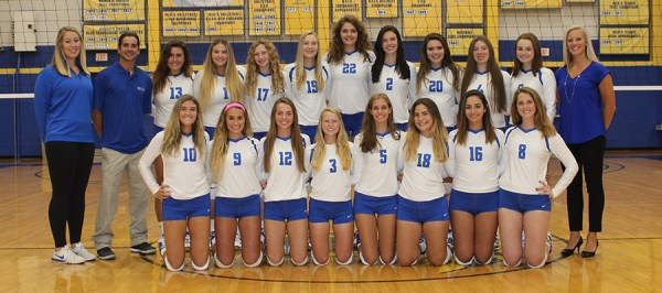 Roger Williams Athletics - 2017 Women's Volleyball Roster