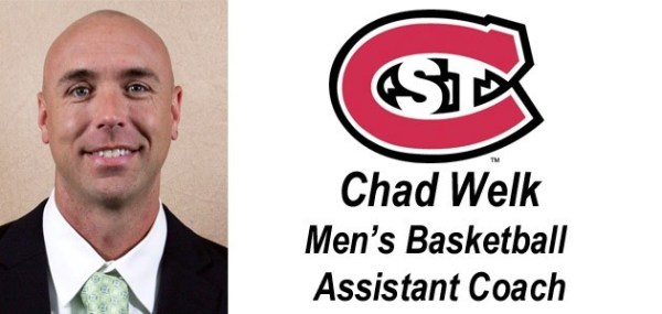Men's basketball assistant Chad Welk featured in the ...