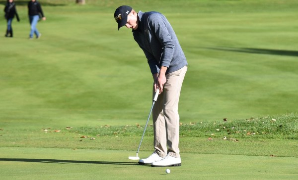 Men's golf finishes eighth at MIACs - St. Olaf College ...