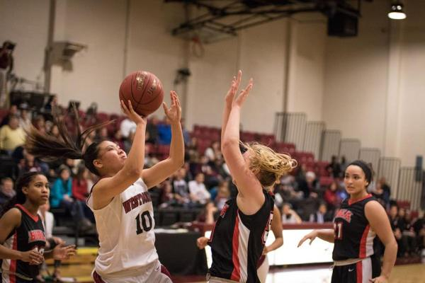 Warriors Remain Undefeated in Conference - Westmont ...