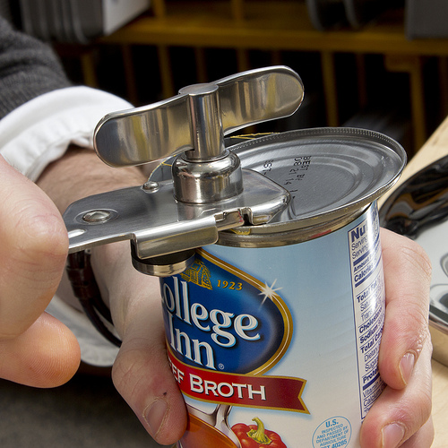 can opener photo