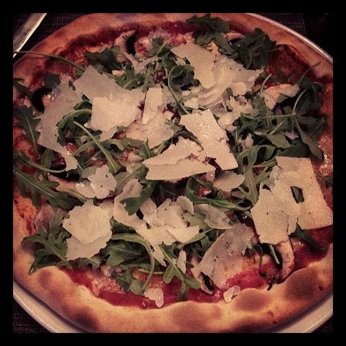 portabello pizza photo