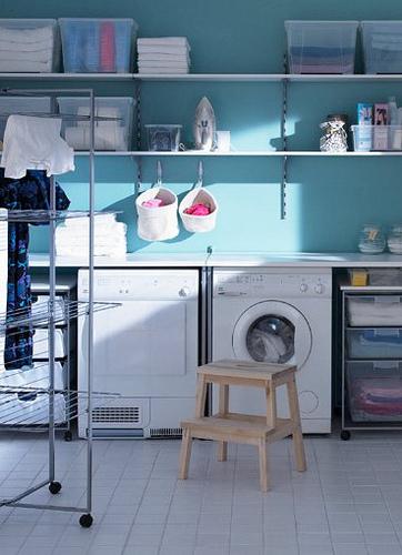 laundry room photo