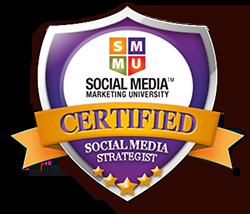Social Media Marketing University Certification