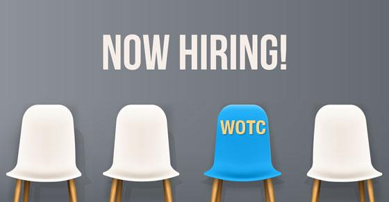 WOTC extension through December 31, 2020