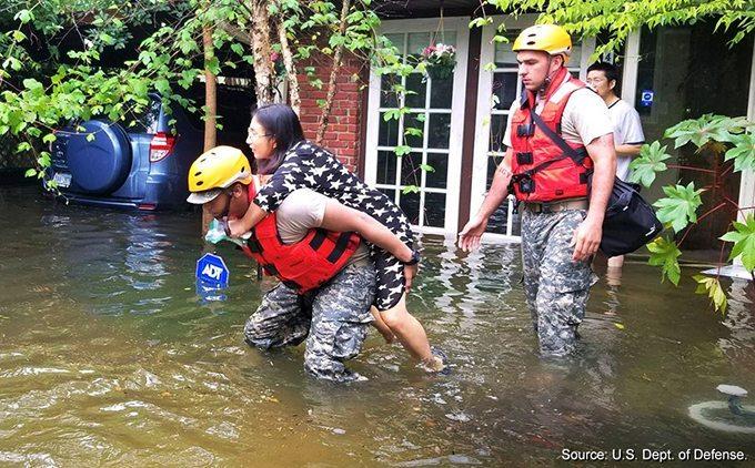 Ways to Help After Hurricane Harvey
