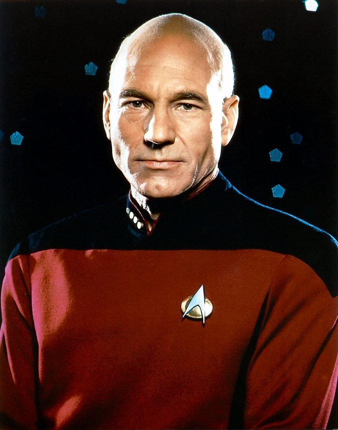 Picard's Precepts: Star Trek and Spiritual Naturalism