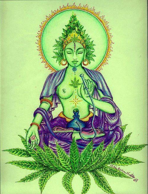 Marijuana is my secular sacrament
