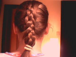 Women's Hairstyles - 6 Strand Braid