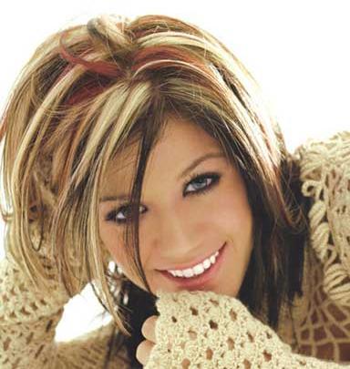 Women's Hairstyles - Hightlights - Lowlights - Midlights