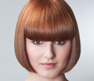 Women's Hairstyles - Boxed Bob