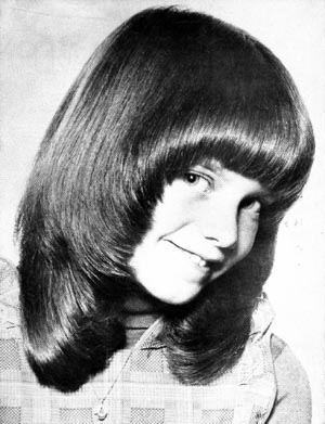 1960's Hairstyles - Pageboy