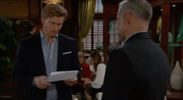 The Young and the Restless (YR) Spoilers: J.T. Defends ...